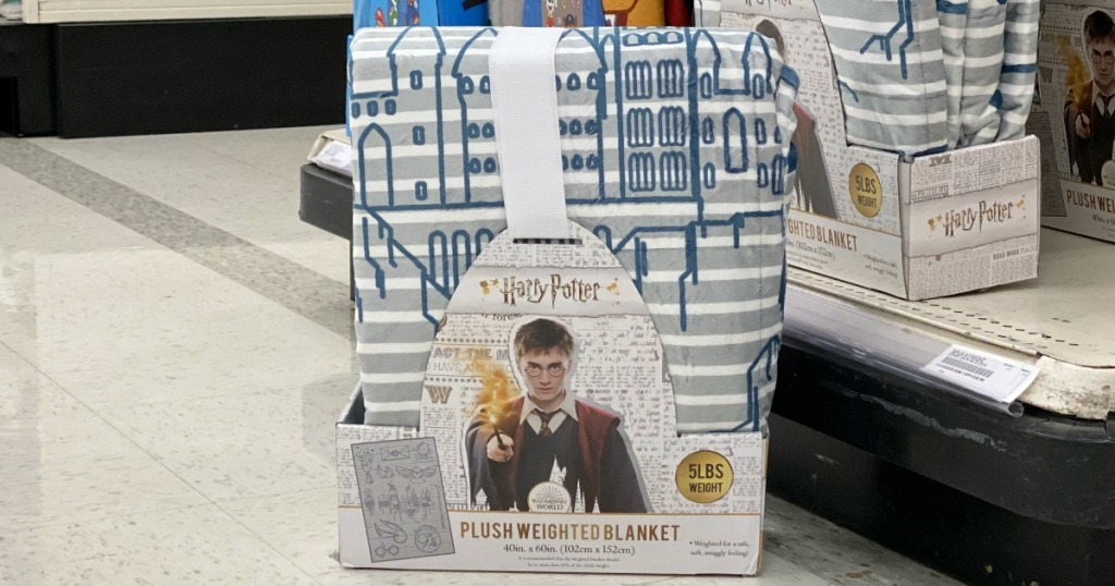 Harry Potter Weighted Blanket