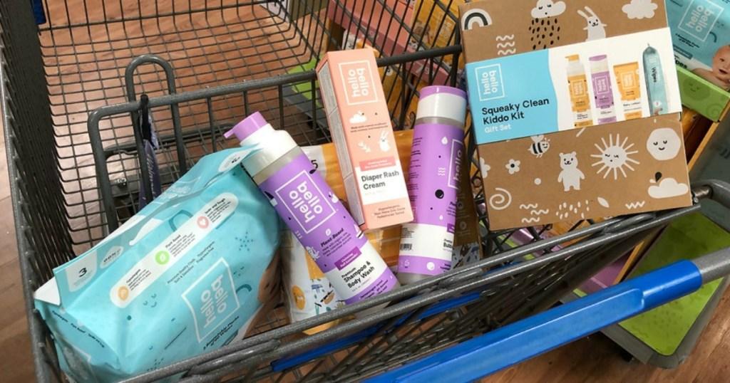 Hurry! Free Hello Bello Baby Welcome Box at Walmart com