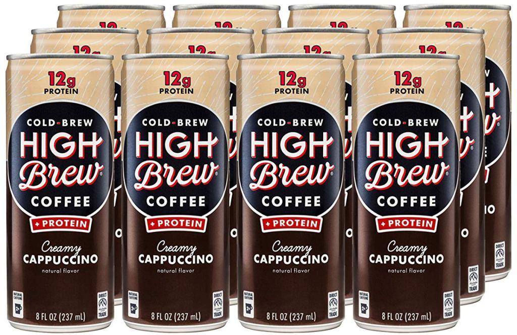 High Brew Cappuccino
