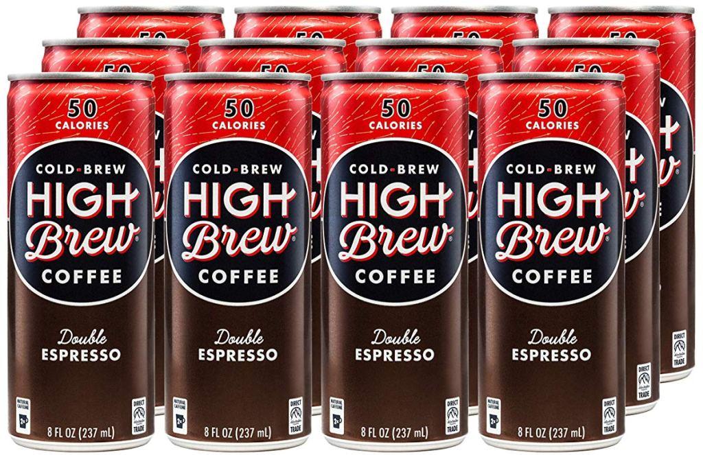 High Brew Espresso