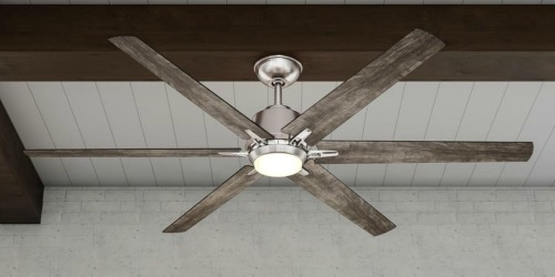 Up to 55% Off Ceiling Fans + FREE Delivery at Home Depot