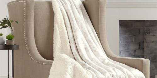Cozy Plush & Velvet Throws Only $14.99 at Zulily (Regularly $80)