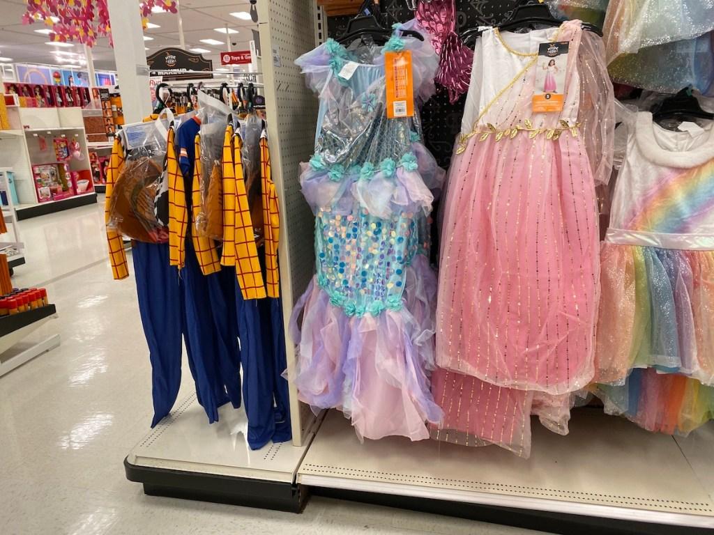 Hyde & EEK! Boutique Girls Mermaid Deluxe Halloween Costume