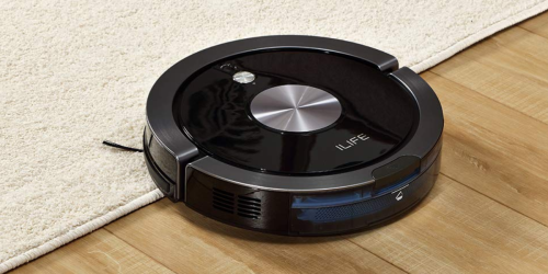 ILIFE Robot Vacuum Cleaner Only $229.99 Shipped on Amazon