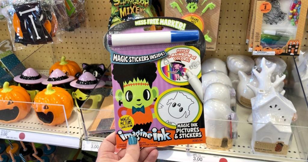 Imagine Ink Coloring Kit at Target