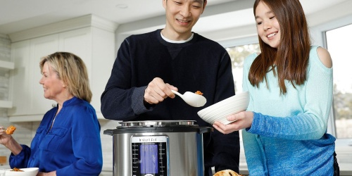 Instant Pot Ultra 10-in-1 Pressure Cooker Only $79 Shipped (Regularly $150)