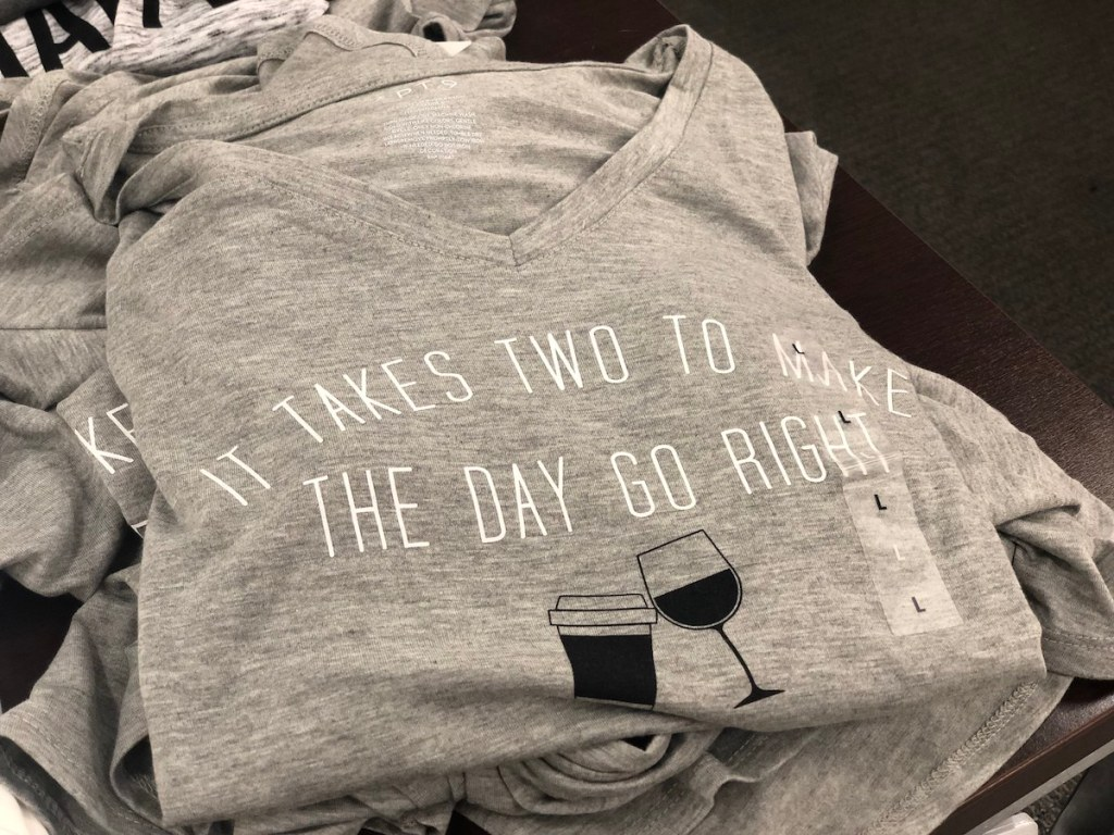 It takes two Tee at Kohl's