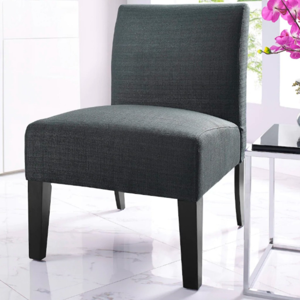grey Jane Accent Chair