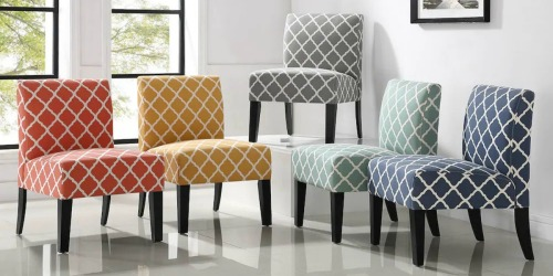 Jane Accent Chairs as Low as $69.99 Shipped AND Earn $10 Kohl's Cash (Regularly $200)