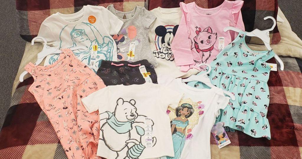 Jumping Bean Disney Clothing at Kohl's