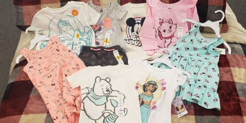 Disney Kids Clothing Only $2.88 at Kohl's (Regularly $16) + More