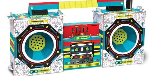 KLUTZ Maker Lab Radio Boombox Only $8.33 at Amazon (Regularly $24.99)