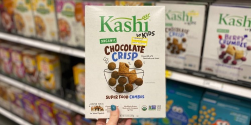 Up to 70% Off Cereal at Target | Kashi Kids, Frosted Flakes & More