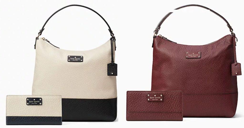Kate Spade Bay Street Lexie Handbag