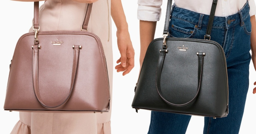 Two colors of dome satchel Kate Spade Bags