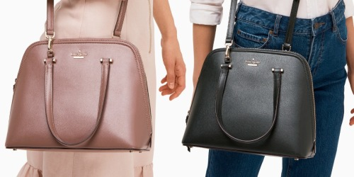 Kate Spade Paterson Drive Dome Satchels as Low as $69 (Regularly $300)