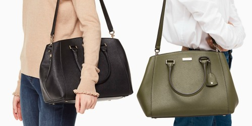 Kate Spade Satchel & Wallet Only $119 Shipped (Regularly $600)