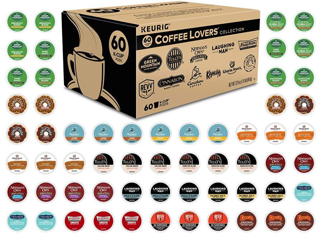 Keurig Coffee Lovers Collection