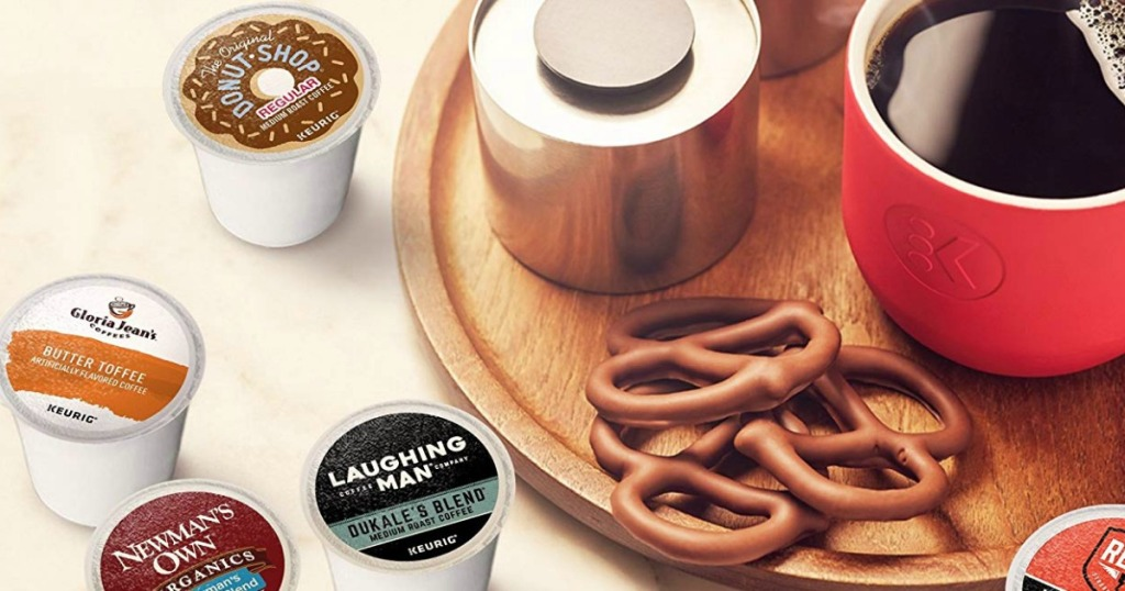 Keurig K-Cups Bundle by coffee mug