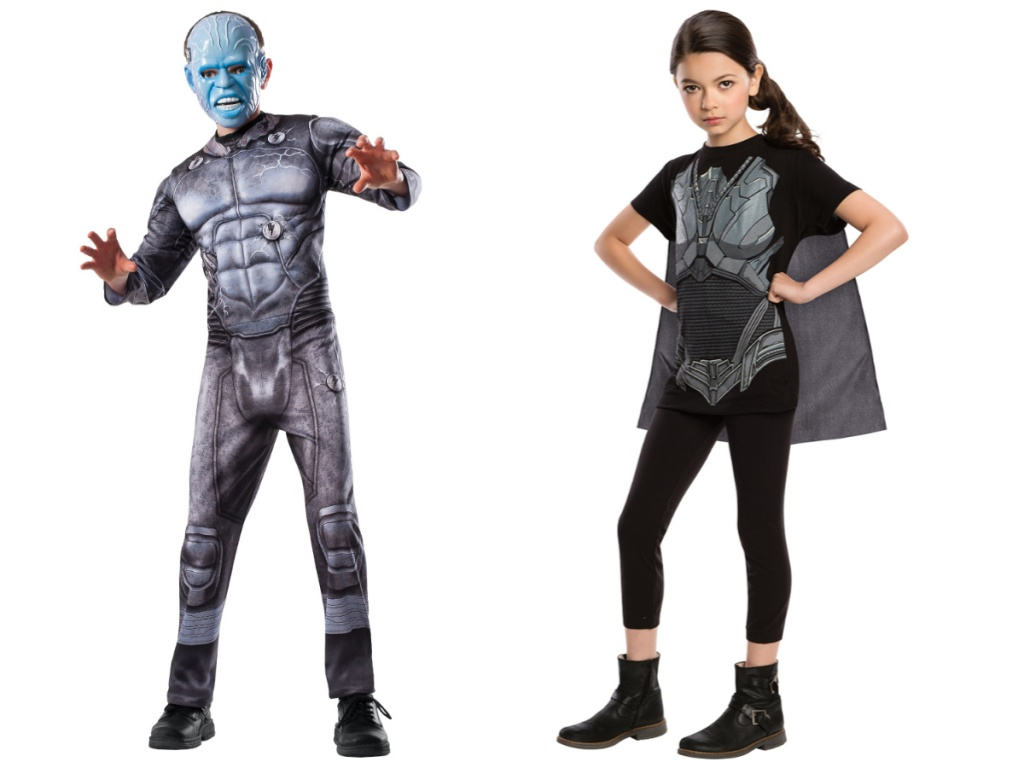 Kid's Halloween Costumes