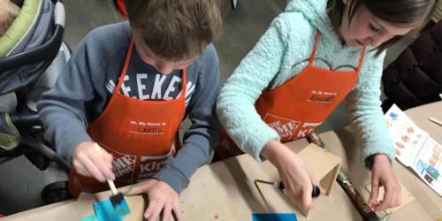 Register Now for Free Home Depot Kids Workshops | Build Ornament & Countdown Calendar
