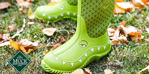 Up to 40% Off The Original Muck Boot Company Kids Boots at Zulily