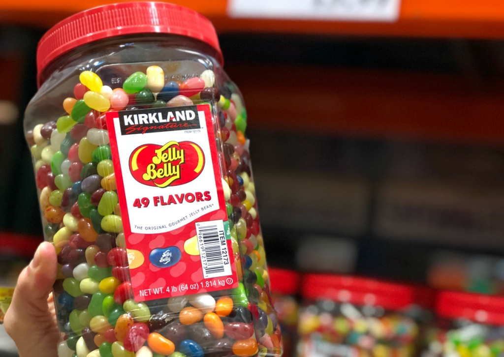 Kirkland Signature Jelly Belly jelly beans