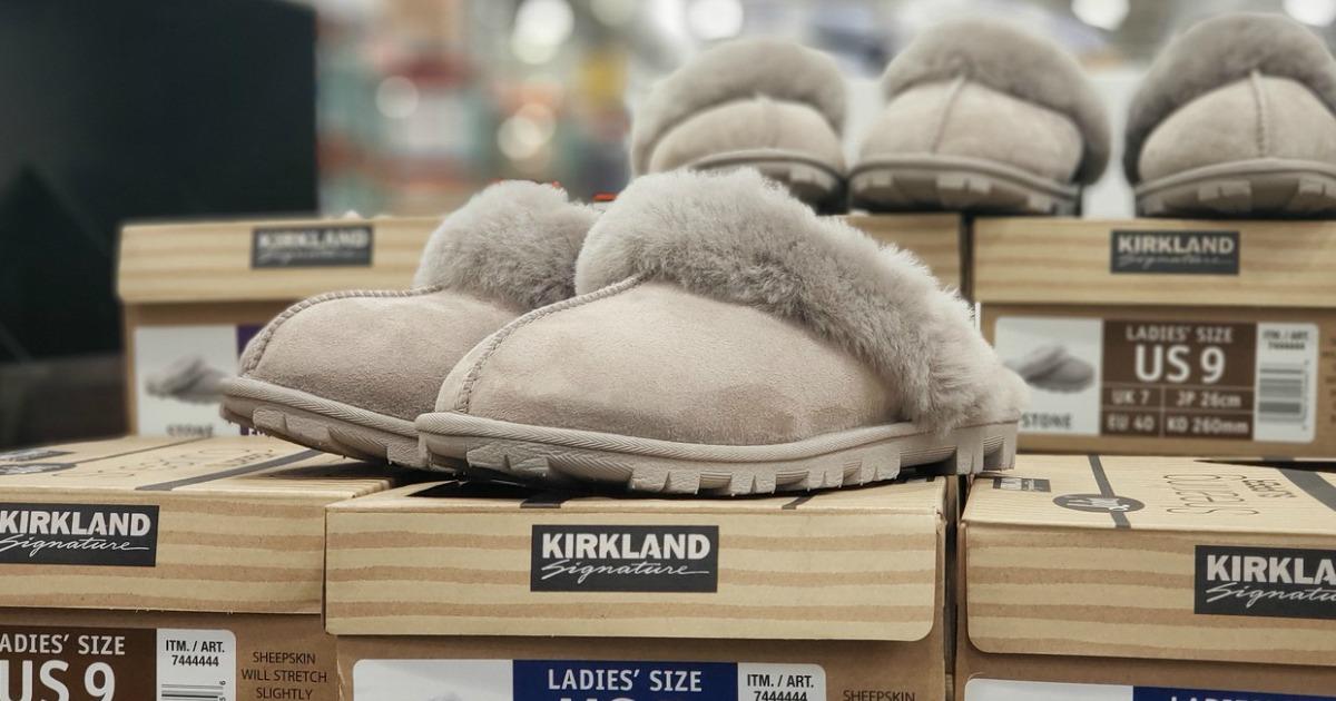 Kirkland Slippers