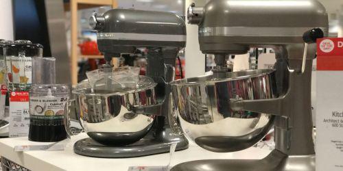 KitchenAid Refurbished Pro 600 Series 6-Quart Stand Mixer Just $179 Shipped
