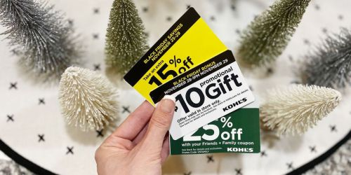 Possible $10 Off $10 Kohl's Coupon | Check Your Mailbox