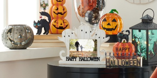 Up to 60% Off Halloween Decor at Kohl's