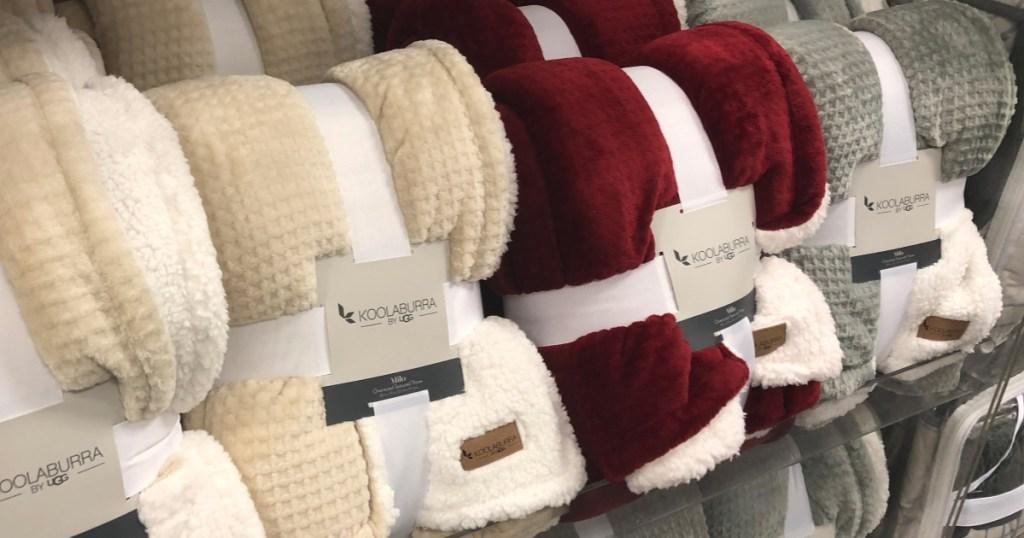 Koolaburra by UGG Blankets at Kohl's