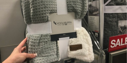 Koolabura by UGG Throws Only $39.99 at Kohl's (Regularly $54)