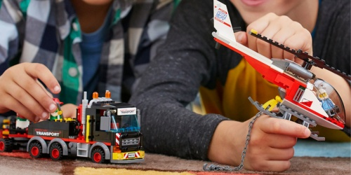 LEGO City Great Vehicles Heavy Cargo Transport Building Kit Only $18.99 (Regularly $30)
