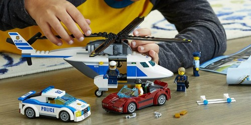 LEGO City Police High-Speed Chase Set Only $22 Shipped at Target + More