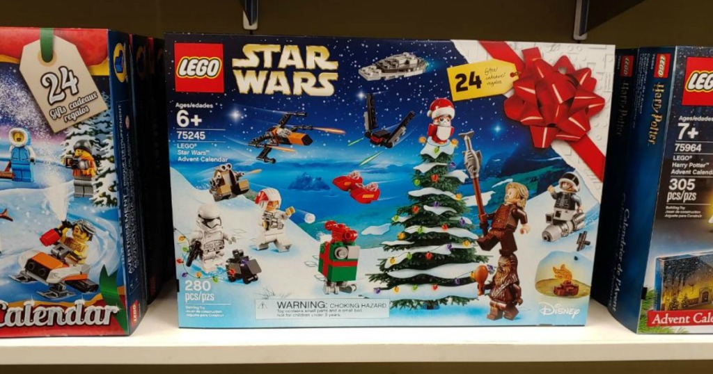 LEGO Star Wars 2019 Advent Calendar