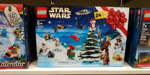 LEGO Star Wars 2019 Advent Calendar Only $29.99 Shipped at Amazon (Regularly $40)
