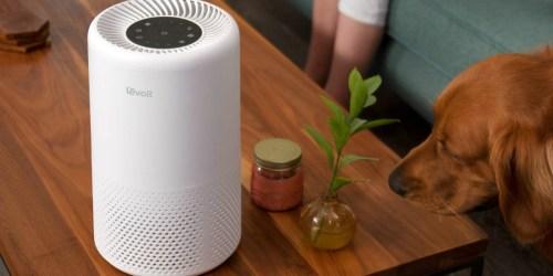 Levoit Air Purifier Just $54.99 Shipped on Amazon | Eliminates Dust, Pet Dander & More