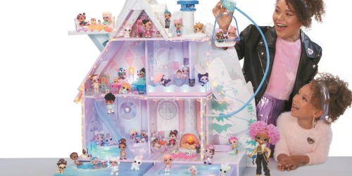 Would You Spend $250 on This L.O.L. Surprise Doll House?