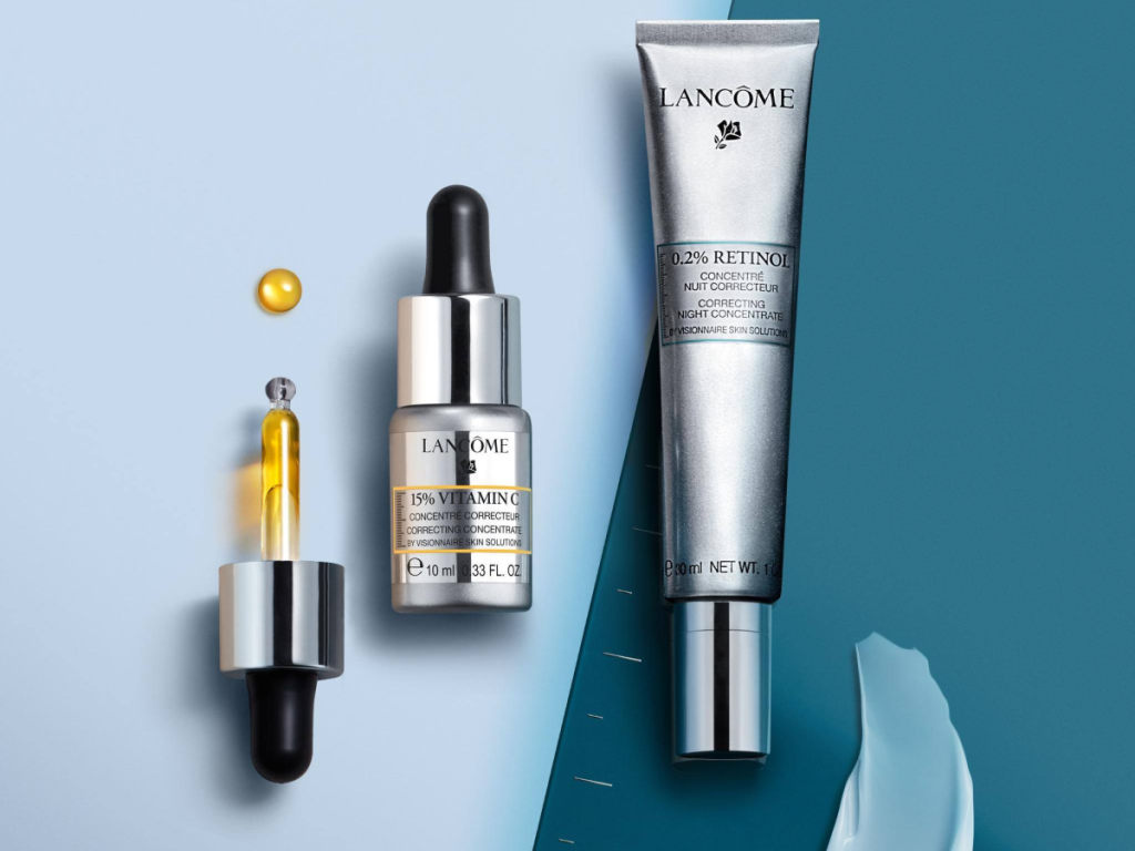 LANCOME skin solutions