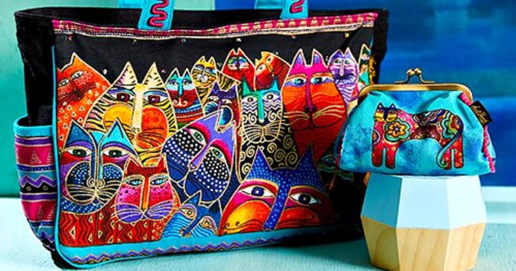 laurel burch bags