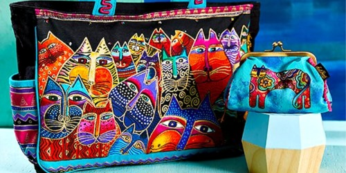 Laurel Burch Cosmetic Bag 3-Piece Sets Only $9.99 at Zulily (Regularly $38+)