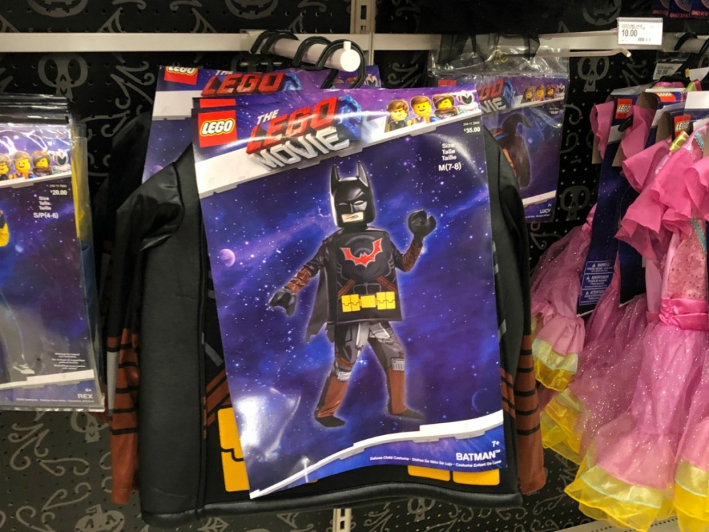 Lego Movie 2 Batman Costume