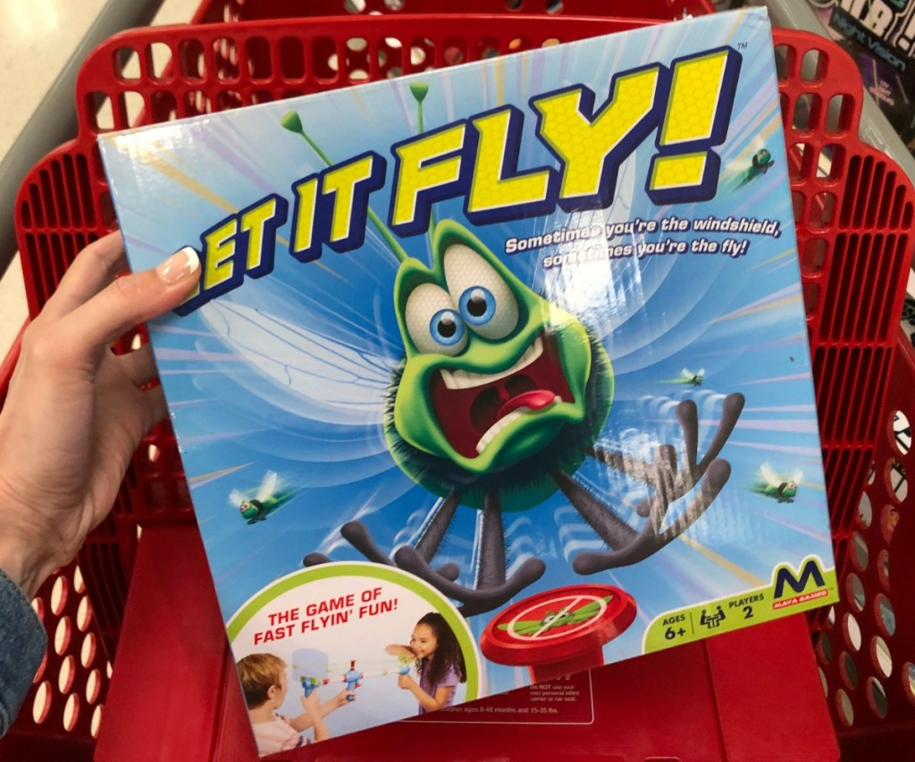 Let it Fly! Board Game in cart in Target