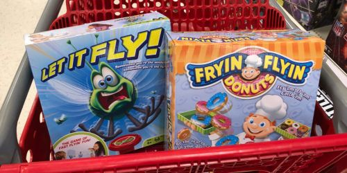 Fryin Flyin Donuts Board GameOnly $12.94 at Target + More