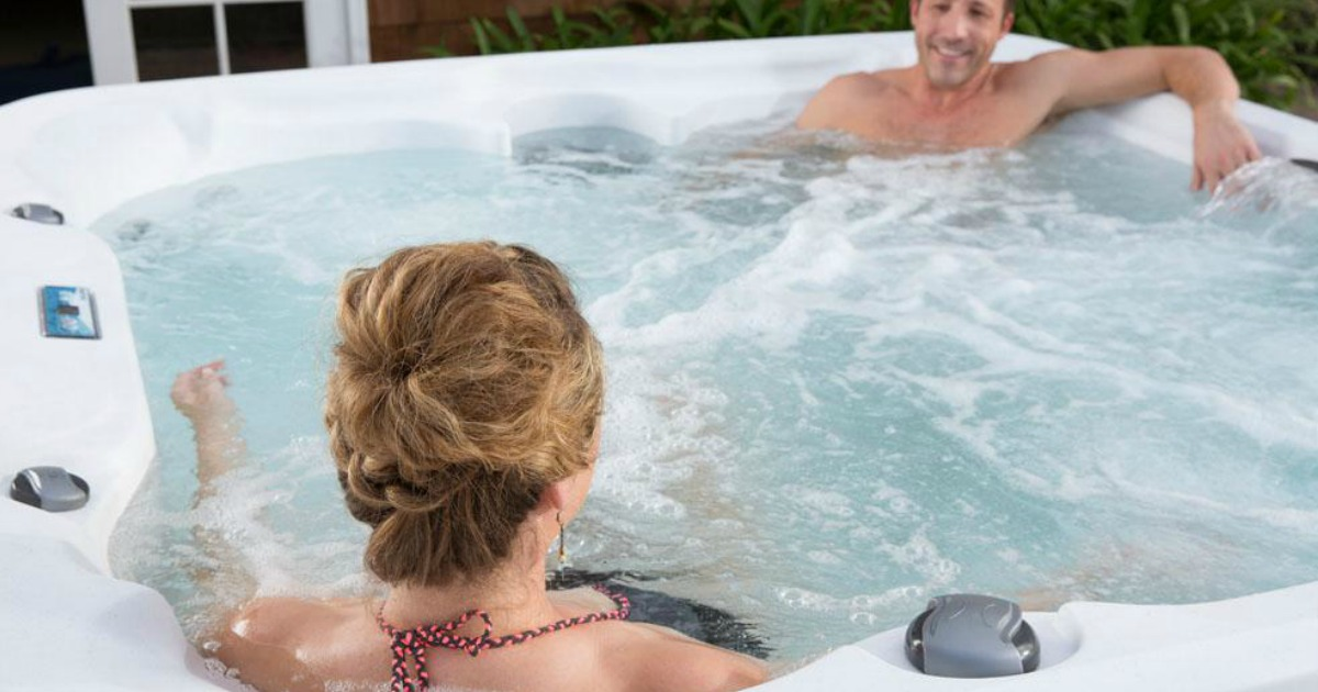 Up To 55 Off Hot Tubs At The Home Depot Free Shipping