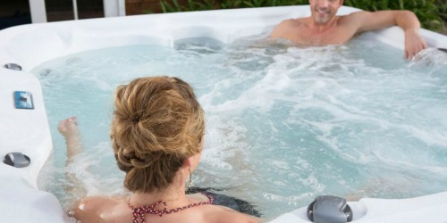 Up to 55% Off Hot Tubs at The Home Depot + FREE Shipping