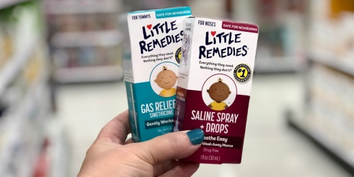 40% Off Little Remedies Products at Target (In-Store & Online)