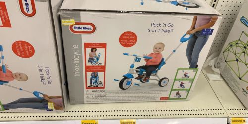 Up to 70% Off Children's Ride On Toys at Target | Little Tikes, Radio Flyer & More