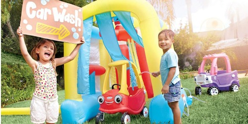 Little Tikes Wacky Wash Just $98.65 Shipped | Perfect for Outdoor Water Play